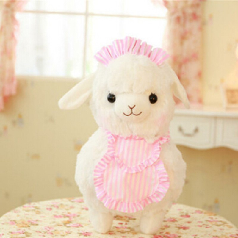 Top Quality russian newest arrival mini size plush maid lamb gift Factory