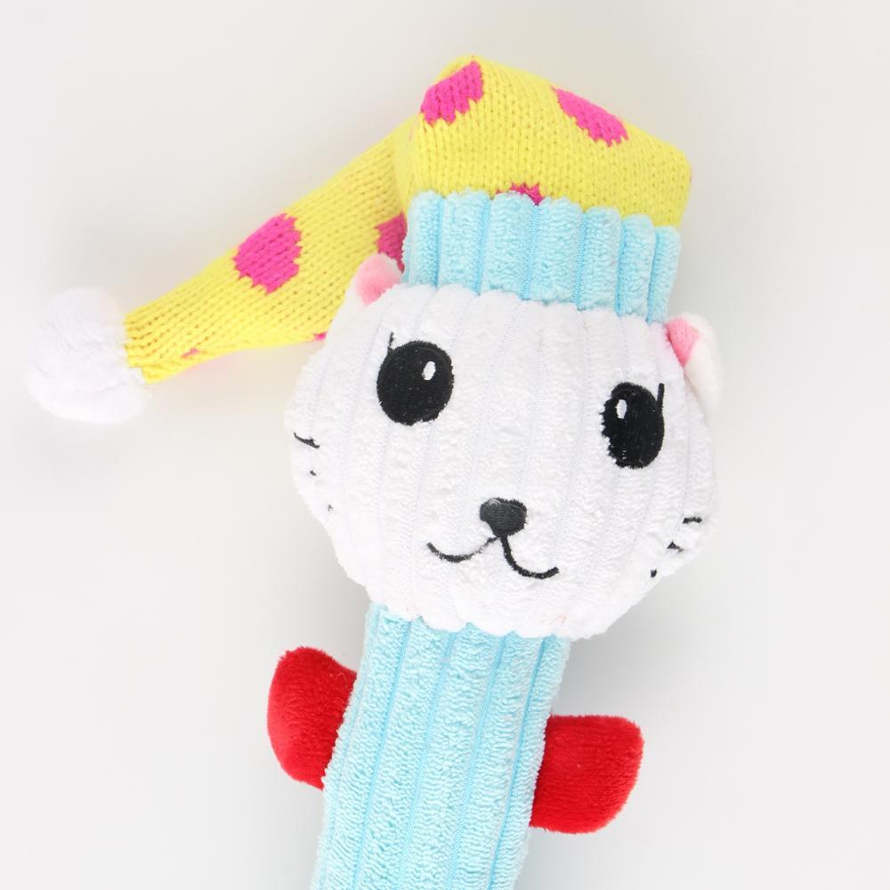 Squeaky Pet Soft Plush Dolls Product
