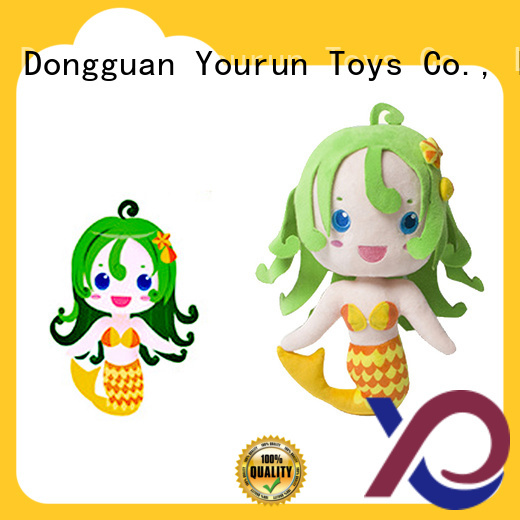 YouRun best plush toys factory price for women