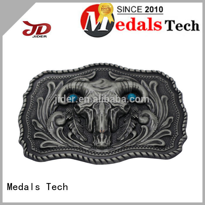 Medals Tech medal cool belt buckles factory price for adults