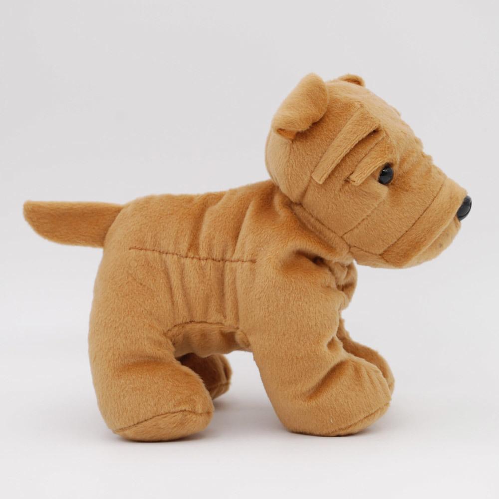 Lovely Dog Animal Plush Toys Funny Family Dolls