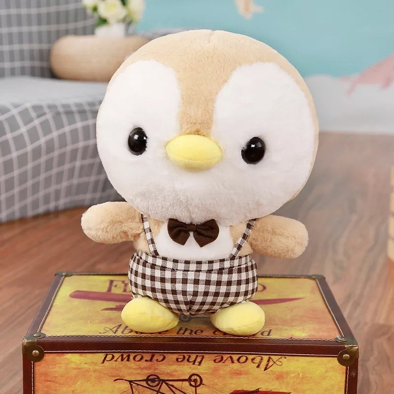 Custom  Newborn Baby Soft Toys Penguin Plush Toys