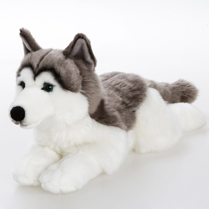 Softest Stuffed Animals Simulation Plush Dog Plush