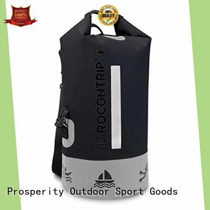 floating dry pack bag manufacturer for fishing