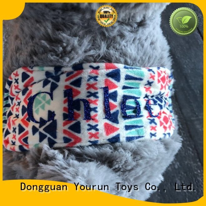 YouRun cute plush dolls for babies factory for baby