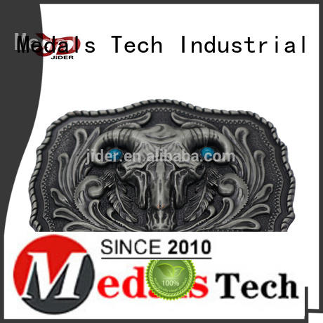 Medals Tech long men belt buckles wholesale for add on sale