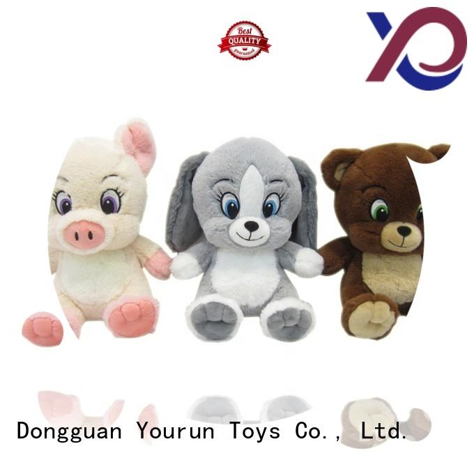 custom fluffy stuffed animals online shopping for birthday gifts
