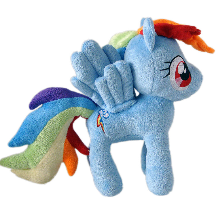 Soft Stuffed Animals Cute Horse Plush Toys