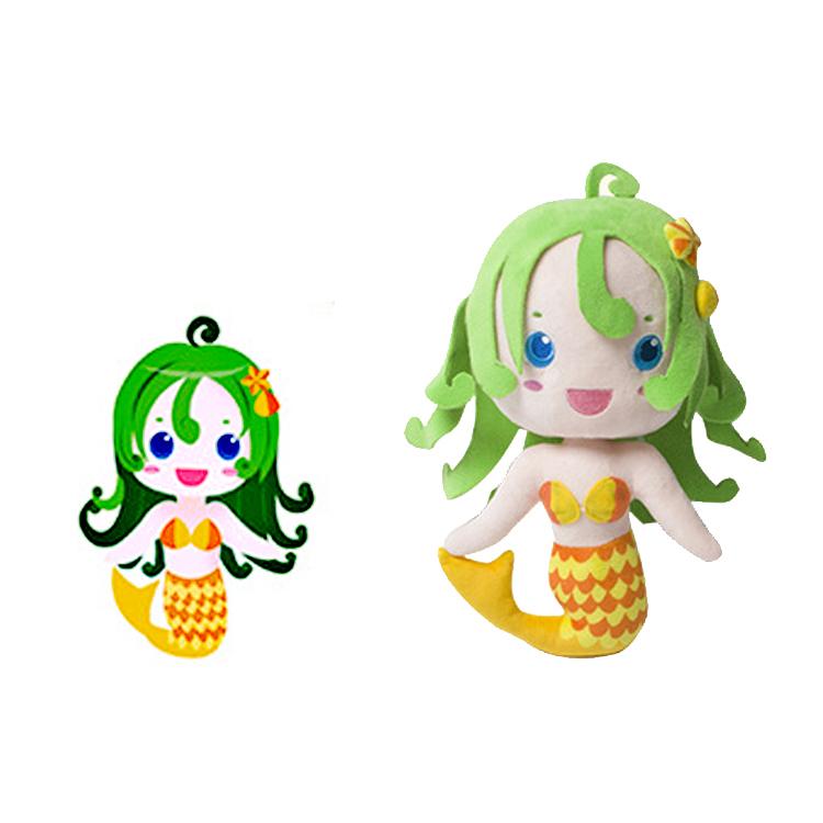 Kids Plush Toys Baby Soft Doll Promotion