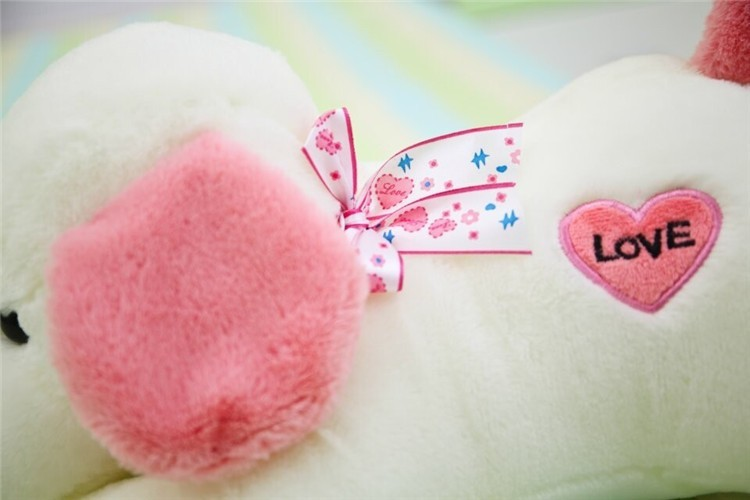 Custom Lovers Soft Birthday Gift Dog Pillow Stuffed Animals Plush Toys