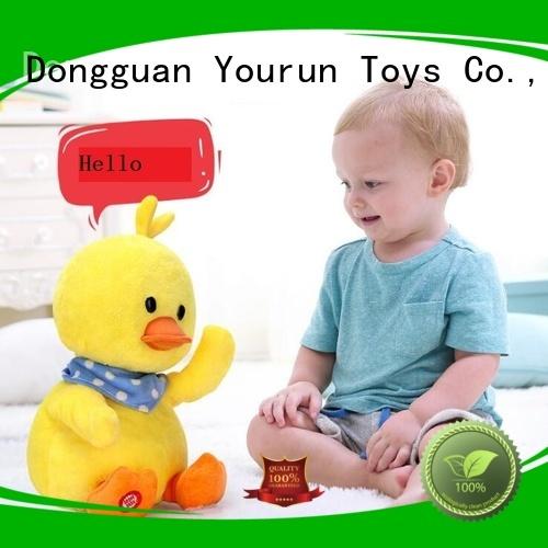 YouRun new baby stuffed animals online for baby girl