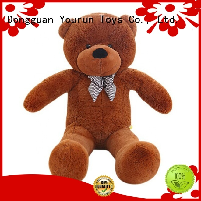 YouRun valentines teddy bear supply for gift