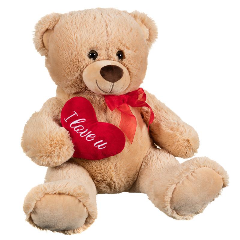 Custom Soft Plush Teddy Bear That I Love You
