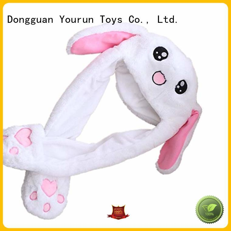 YouRun hand make softest stuffed animals online shopping for present